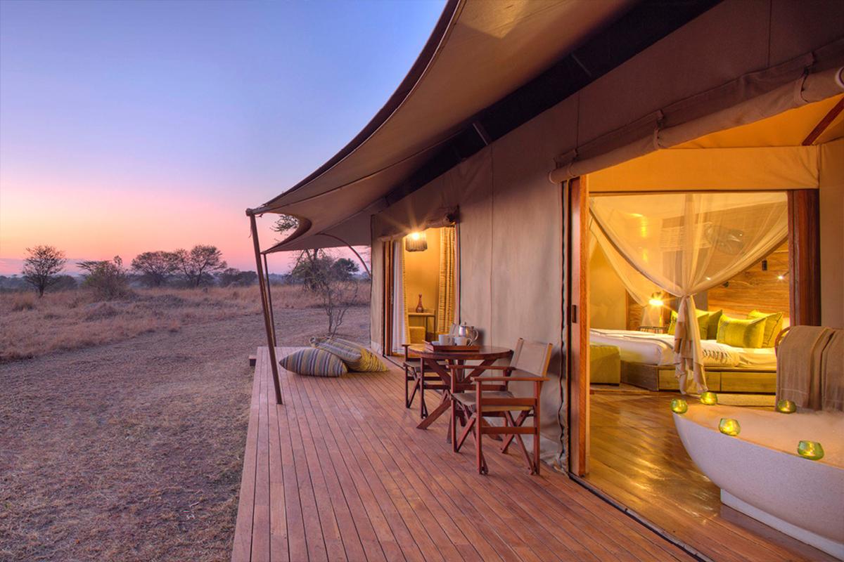 Tanzania TEnted Camp Sayari_Camp