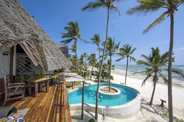 Tanzania Zanzibar Matlai hotel
