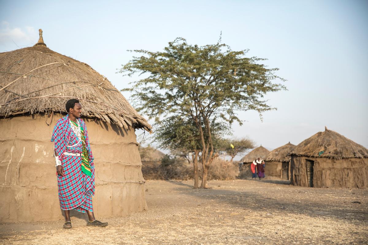 Bomas Masais