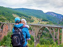 Viaje en familia a Montenegro