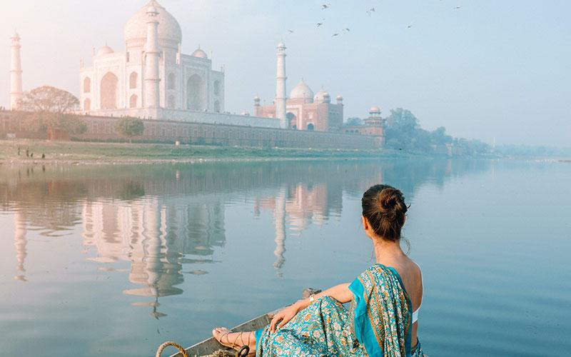 Viaje Romántico a India
