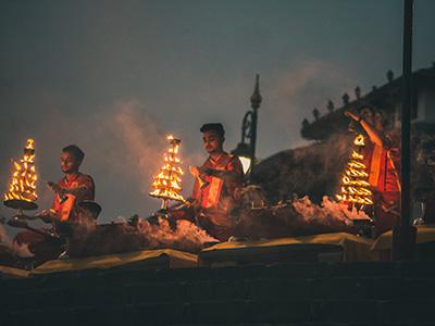 Momentos de Bienestar en India