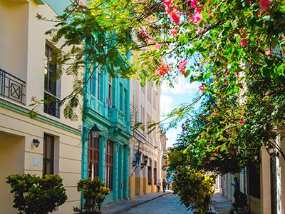 Viaje Romántico a Cuba