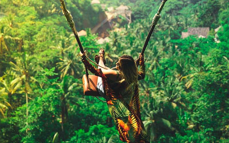Viajes Románticos en Indonesia