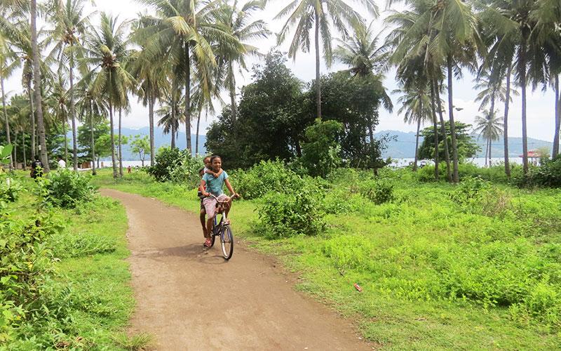 Viajes en familia Indonesia